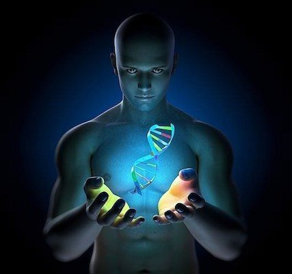 DNA Reprogramming: Healing into the Future